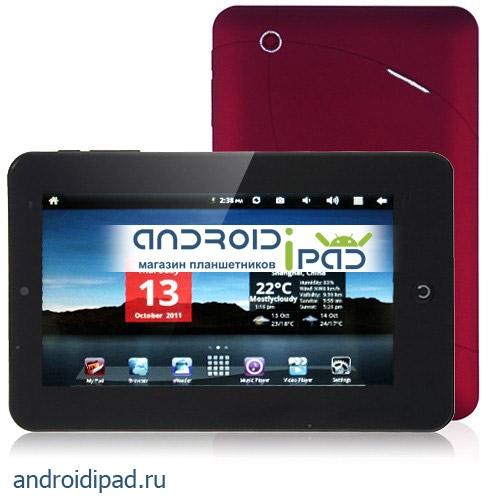 """диагональ 7"""": Планшетный ПК (MID) модель EKEN M009F, 7 дюймов, Android 2.2, 256 МБ"""