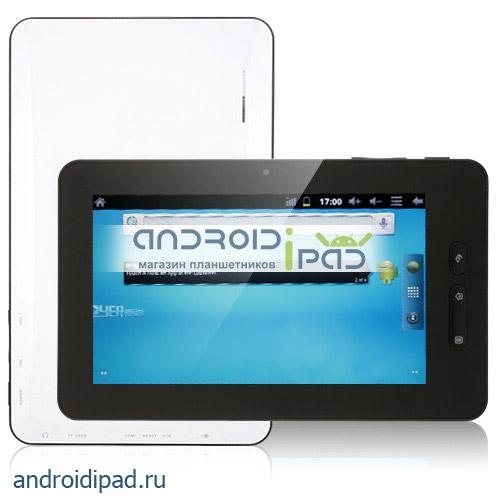 """диагональ 7"""": Планшетный компьютер MOMO9 III, 7 дюймов, Android 4.0, 512 МБ, 8 Гб"""