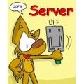 Сбой сервера
